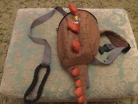 Little life dinosaur backpack reins