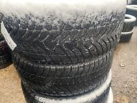 235 40 19 Pirelli Winter Tyres, Quality Part Worn Good Condition 245/225,255/35/45/55/50/60/17/18,20