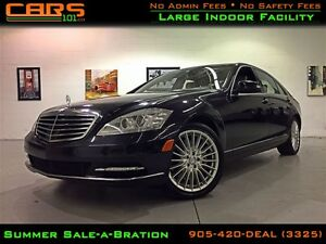 2010 Mercedes-Benz S-Class S550 | Navi | Multimedia | Blind Spot