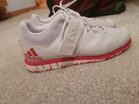 57b787ab8e45 Adidas POWERLIFT 3.1 weightlifting shoes - SIZE 9.5 UK - Almost new (bought  in December