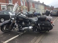 Harley Davidson Soft Tail Heritage