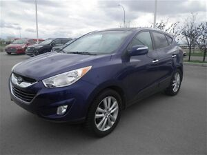 2013 Hyundai Tucson Limited/Leather/Sunroof/ Navi/NEW LOW Price