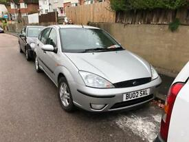 2002 ford focus great runner open to offers above 300