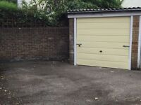 Chiswick Garage for Parking/Storage near Gunnersbury Station,Business Park, Kew Bridge Station