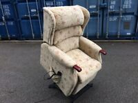 Rise Recliner Armchair Good Condition Possible Delivery