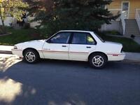 1992 Pontiac Sunbird.