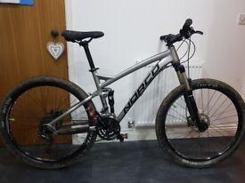 Norco fluid 7.3 xc mountain bike