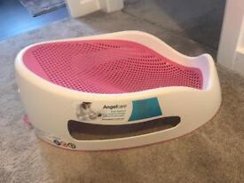 Angelcare pink bath seat