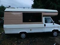 FAMILY CAMPER 4 BERTH NEEDS WELDING FOR MOT £4000