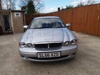 JAGUAR X TYPE 2.0 D 4dr Diesel Manual