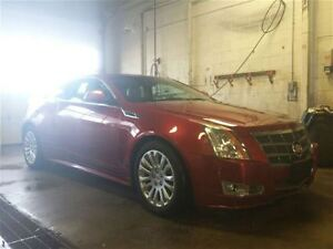 2011 Cadillac CTS Luxury AWD