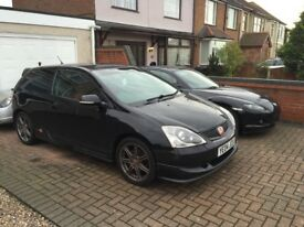 Honda Civic 1.6 VTEC Sport 2004, Type R Replica.