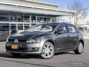 2016 Volkswagen Golf 5-Dr 1.8T Highline 6sp at w/Tip