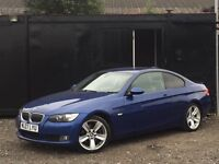 ★ BMW 325i SE COUPE 2 DOOR + COUPE + LEATHERS + ALLOYS ★