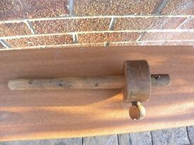 Carpenters Wooden Mortice Guage.