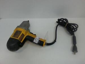 Dewalt Corded Impact Wrench. We Sell Used Tools! (#16479) AT831463