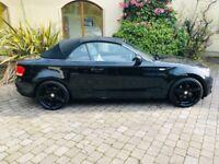 2013 Bmw 118D Cabrio - mercedes slk mini m sport 320d f30 audi a1 a3 a5 vw golf gti gtd ford civic