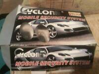 Car mobile security system