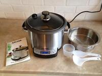 SALTER AUTO-STIR MULTI COOKER.