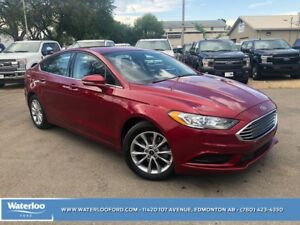 2017 Ford Fusion SE | Heated Seats | Bluetooth | Reverse Camera/