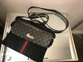 Brand-new Gucci side bag