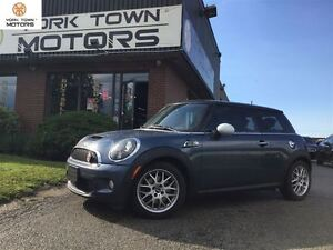 2010 MINI COOPER S Base|79K | Camden edition