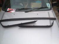 Bmw e36 rear bumper rub strips