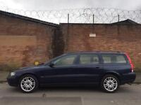 VOLVO V70 AUTOMATIC ESTATE 12 MONTHS MOT LEATHER
