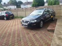 VW Passat 2009 Estate Birmingham Taxi Plated
