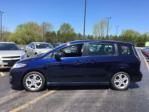 2010 Mazda MAZDA5 GT/MANUAL/SUNROOF/POWER GROUP