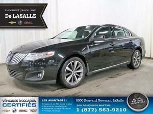 2009 Lincoln MKS V6  / CUIR // GR.ELECTRIQUE ... Excellent Condi