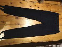 M&S navy jeans uk 8