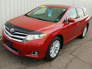 2013 Toyota Venza Base BASE EDITION WITH ALL WHEEL DRIVE  - SOLI