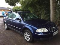 2004 VW PASSAT 2.0 HIGHLINE LOW MILEAGE