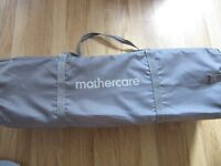 Mothercare Travel Cot £20