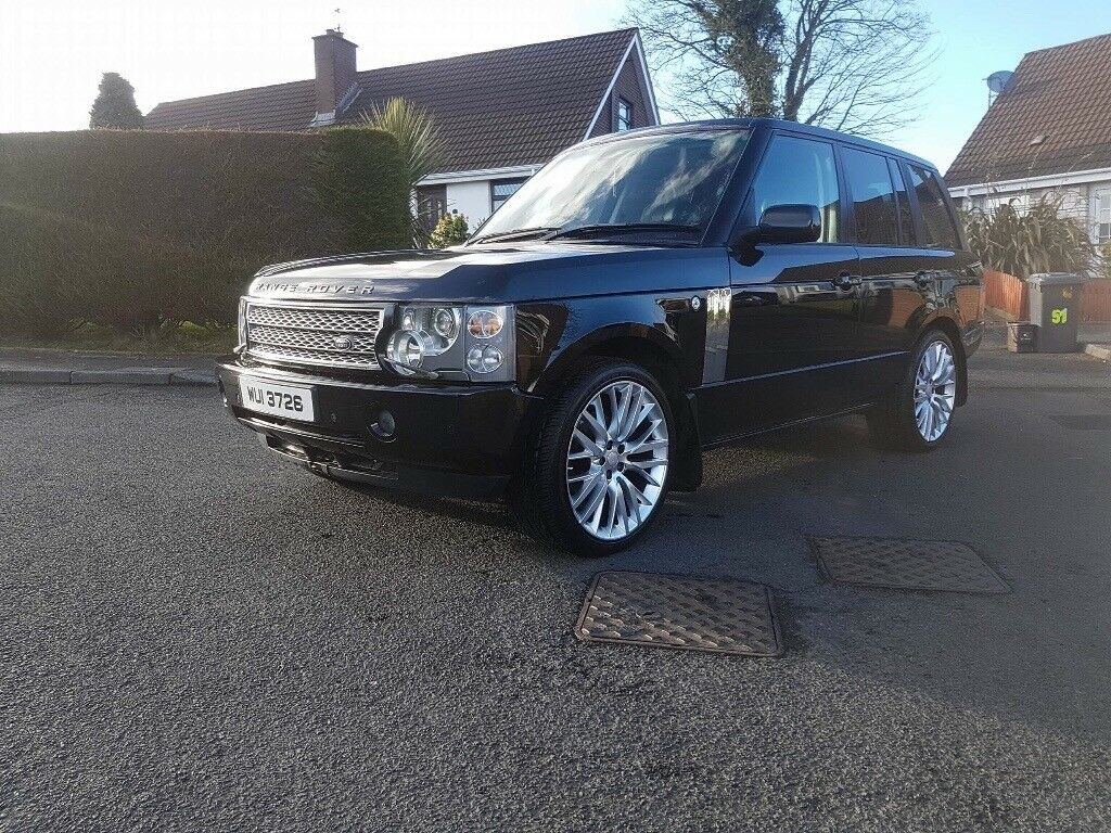 2002 Range Rover Vogue - excellent condition, has to be seen!