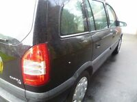 2005 Vauxhall Zafira 1.6 Life, Excellent condition