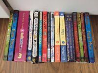 Random collection of children books
