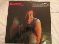 Smokey Robinson Original 1987 vinyl album 'One Heartbeat'