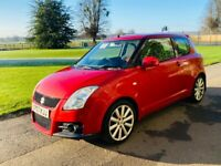 Suzuki, SWIFT, Hatchback, 2007, Manual, 1586 (cc), 3 doors