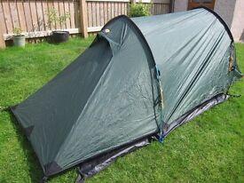 Vango Force 10 Serac Lite and Serac 1.2 As New, Unused Tents..