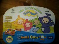 Teletubbies Vtech Baby Games Cartridge