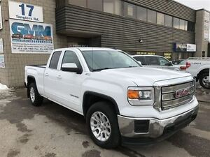 2015 GMC Sierra 1500 SLE Double Cab Short Box 4X4 Gas