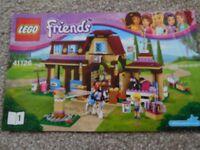 Lego Friends 41126 Heartlake Riding School