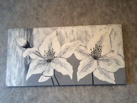 **3 canvases for sale**