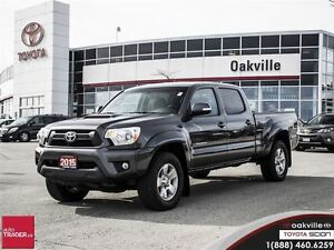 2015 Toyota Tacoma 4WD TRD Sport w/ Bluetooth, Backup Camera & H