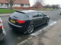 Audi a3 2.0 TFSI s-line special edition