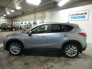 2015 Mazda CX-5 GT TECH AWD / NAV / LEATHER / MOONROOF Edmonton Edmonton Area image 2