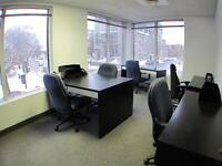 FULLY FURNISHED CLOSED OFFICE SPACE NEXT TO ATWATER MARKET