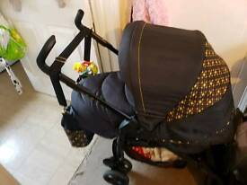 Silver cross 3d limited edition travel system